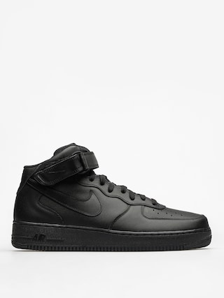 Buty Nike Air Force 1 Mid 07 (black/black black)