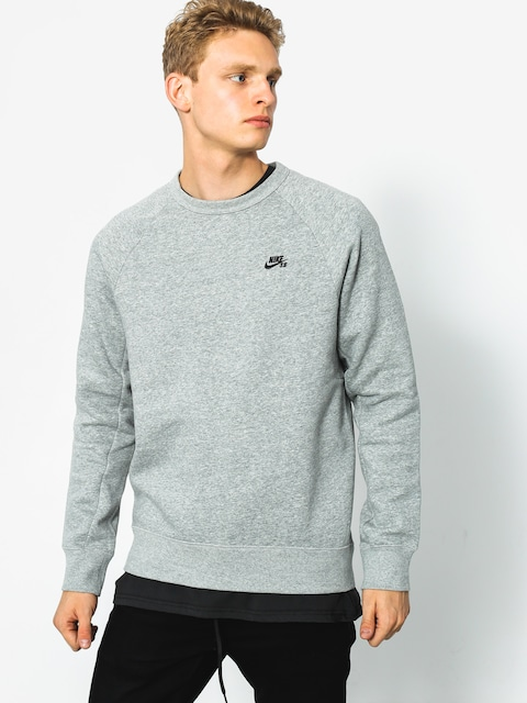 Bluza Nike SB Icon Crew (grey heather)