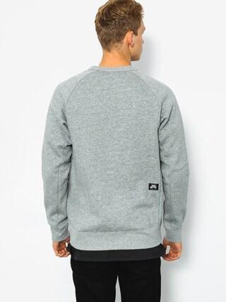 Bluza Nike SB Icon Crew (grey heather)