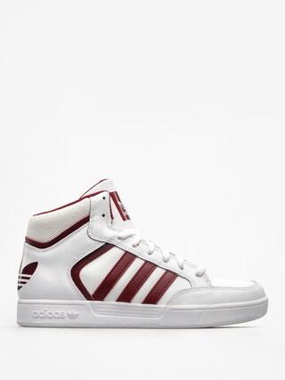 Buty adidas Varial Mid (ftwr white/collegiate burgundy/ftwr white)