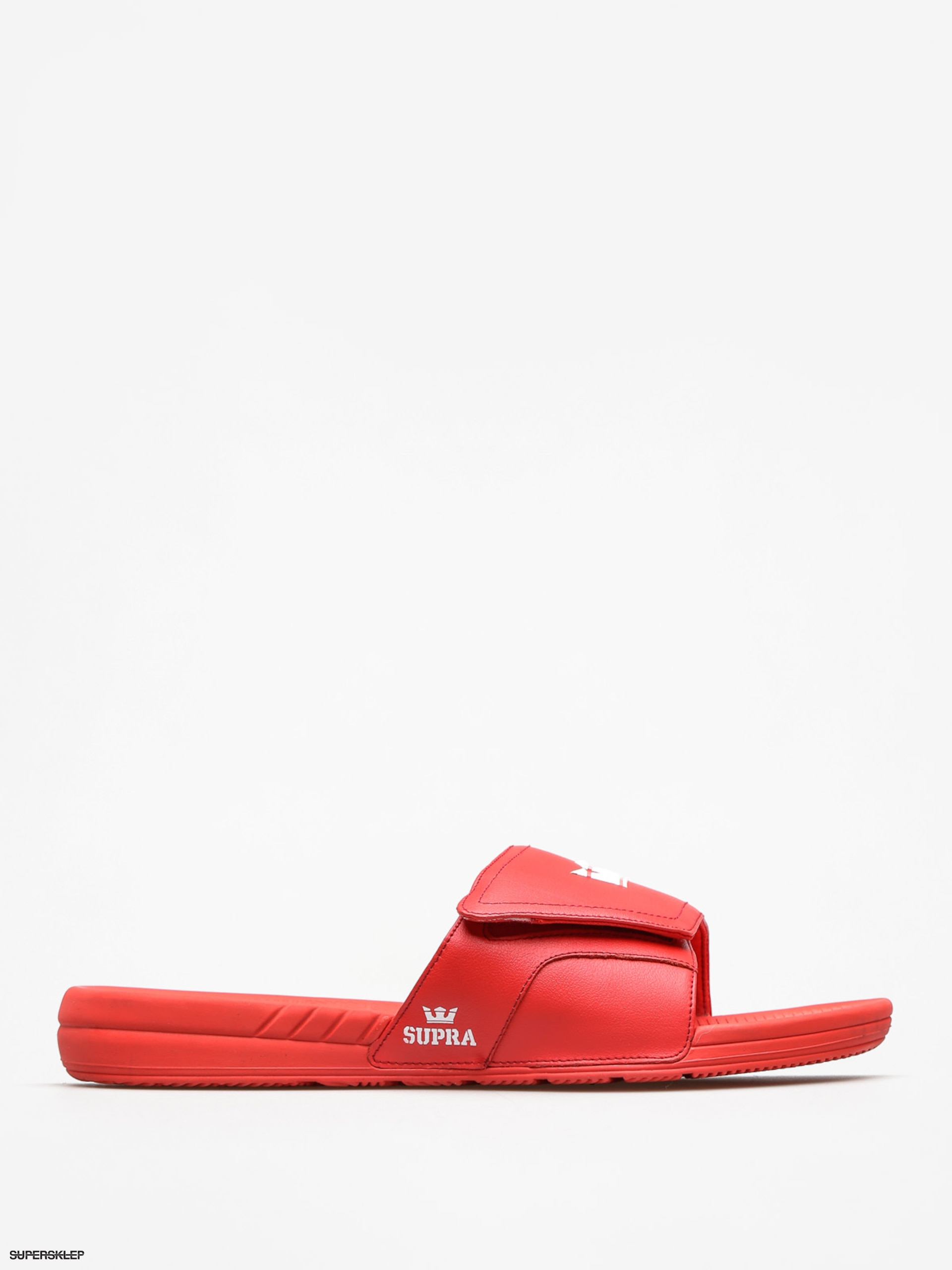 Klapki Supra Locker (risk red)