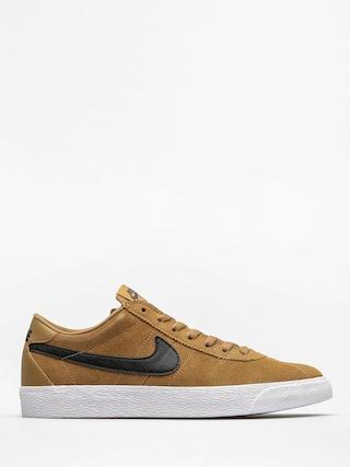Buty Nike SB Zoom Bruin Premium Se (golden beige/black white black)