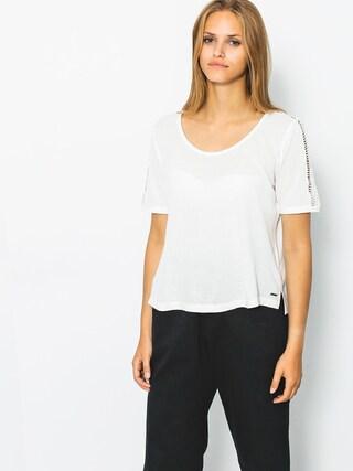 T-shirt Roxy Through The Smoke Wmn (marshmellow)