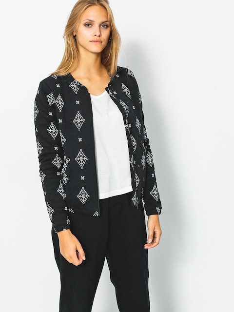 Bluza Roxy Discovering ZIP Wmn (anthracite tribal vo)