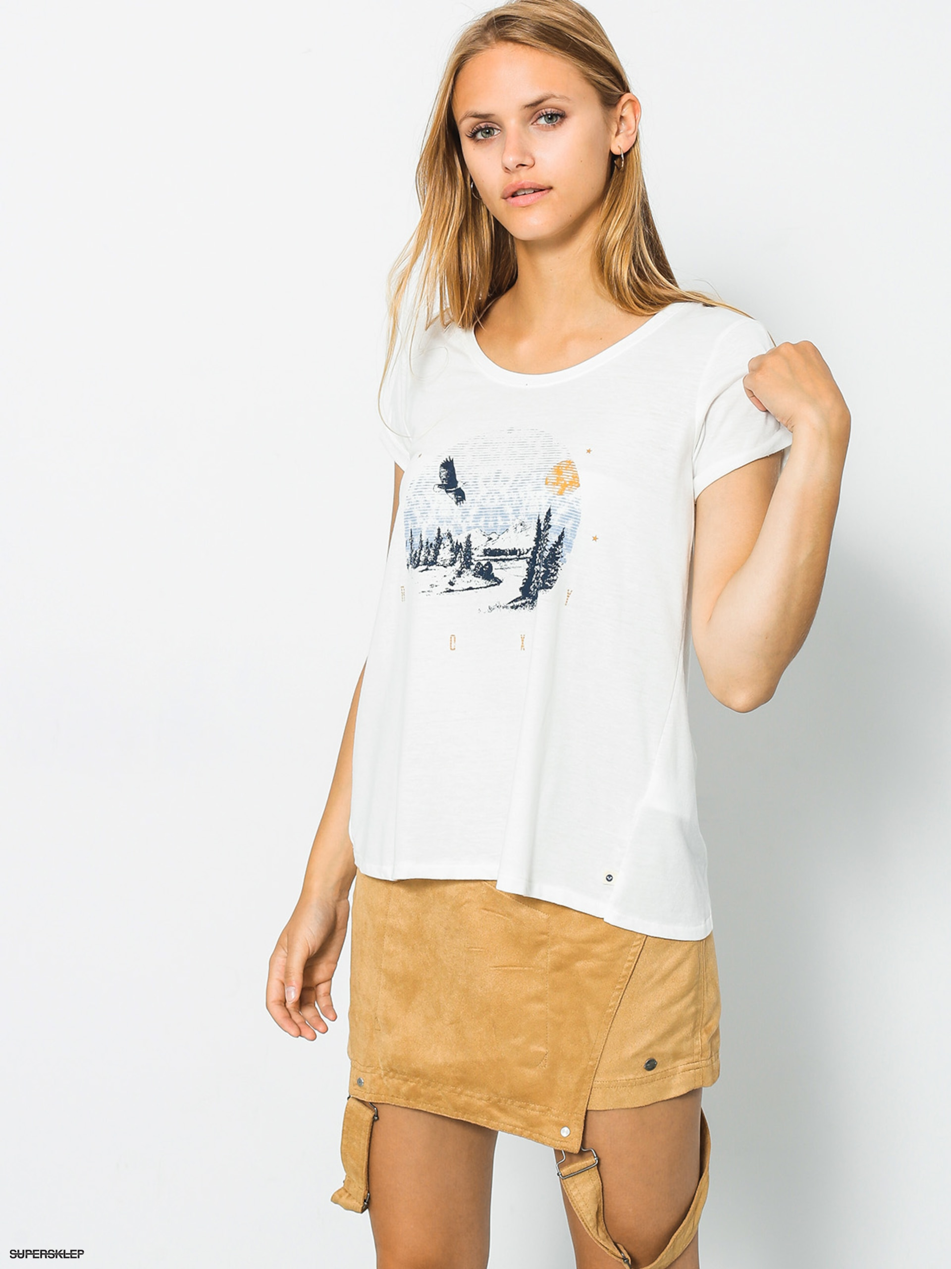 T-shirt Roxy Mini Jungle Eagle Wmn