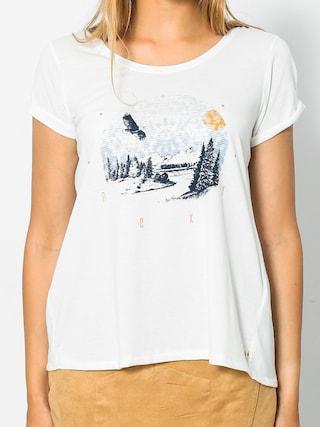 T-shirt Roxy Mini Jungle Eagle Wmn (marshmallow)