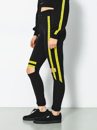 Spodnie Marska Yellow Tape Drs Wmn (black/yellow)