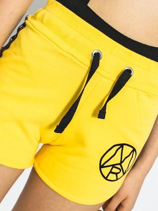 Szorty Marska Mrsk Summer Shorts Wmn (yellow)