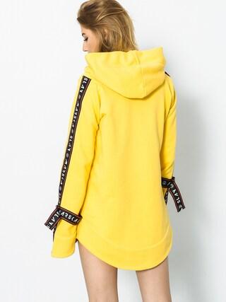 Bluza z kapturem Marska Mr Tape HD Wmn (yellow)