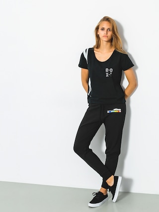 T-shirt Roxy The Backflip Wmn (anthracite)