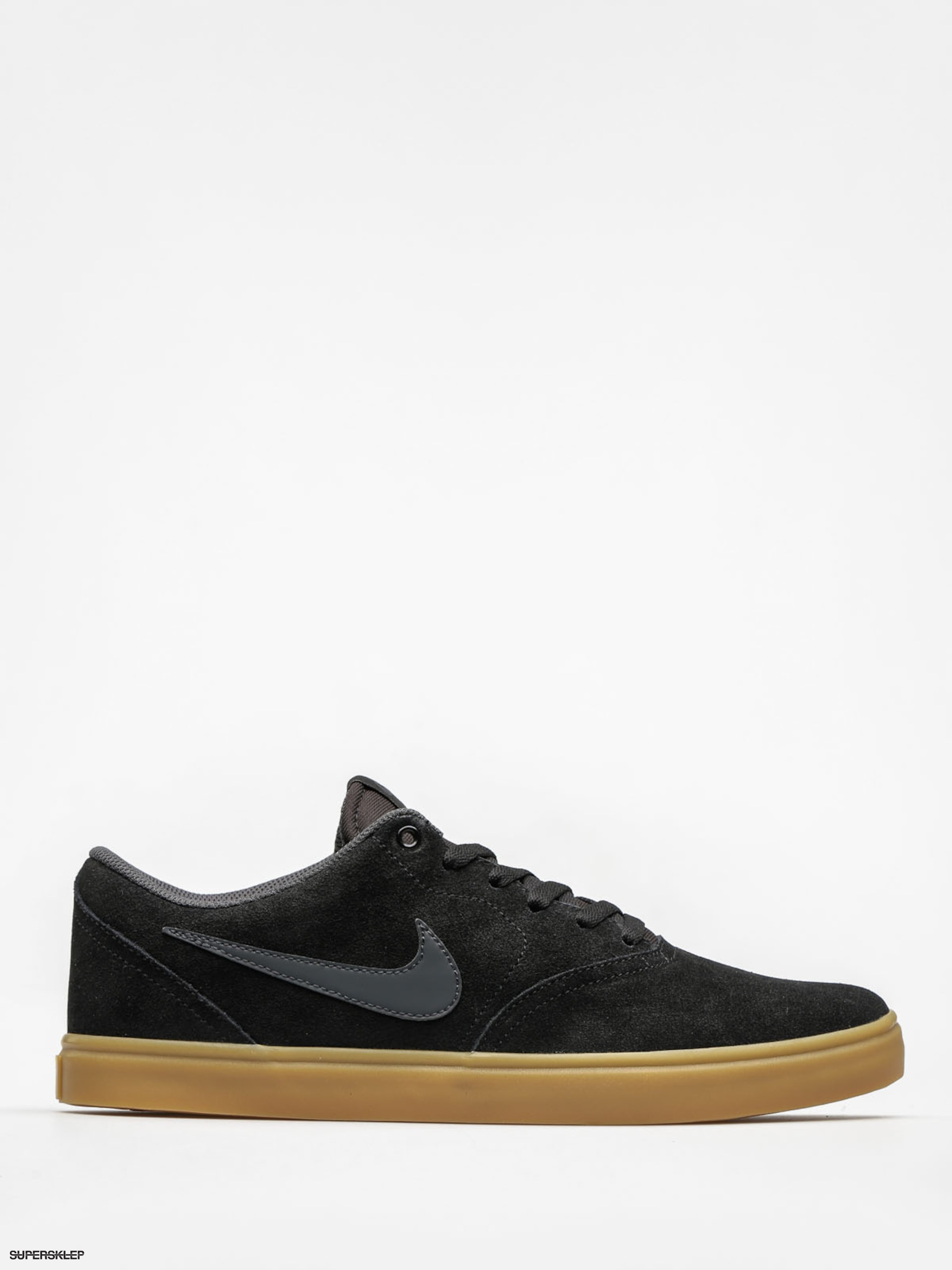6f9166838491 Buty Nike SB Check Solar (bkack anthracite gum dark brown)