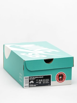 Buty Nike SB Check Solar (bkack/anthracite gum dark brown)