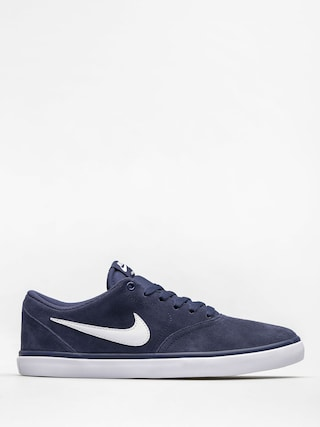Buty Nike SB Check Solar (midnight navy/white)
