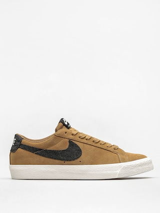 Buty Nike SB Zoom Blazer Low (golden beige/black sail gum light brown)