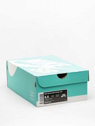 Buty Nike SB Zoom Blazer Low (golden beige/black sail gum light brown)