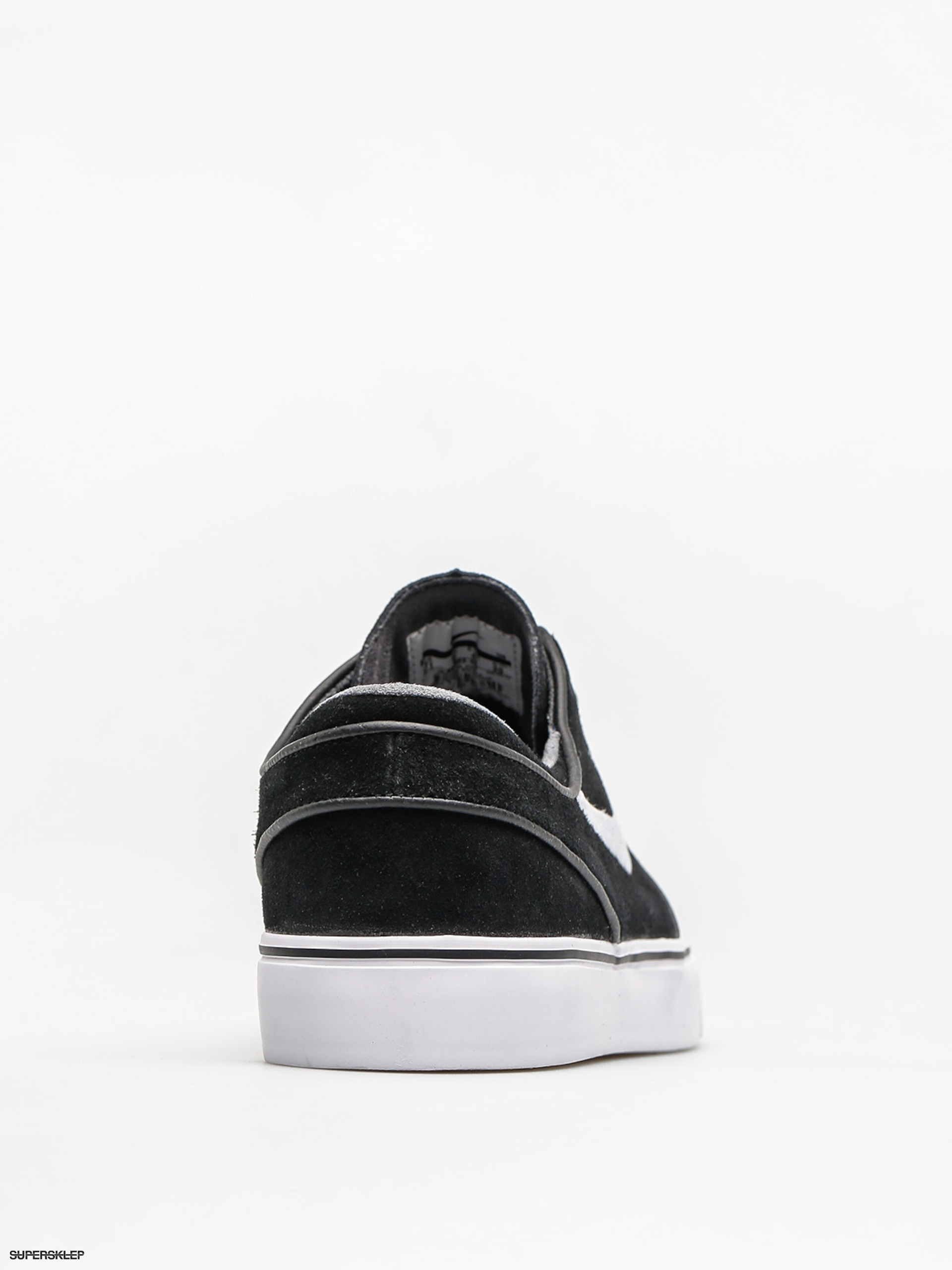 667d6bdc7f7e09 Buty Nike SB Zoom Stefan Janoski Og (black white gum light brown)