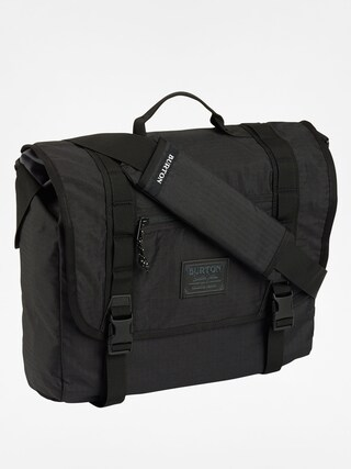 Torba Burton Flint Messenger (true black trple ripstop)