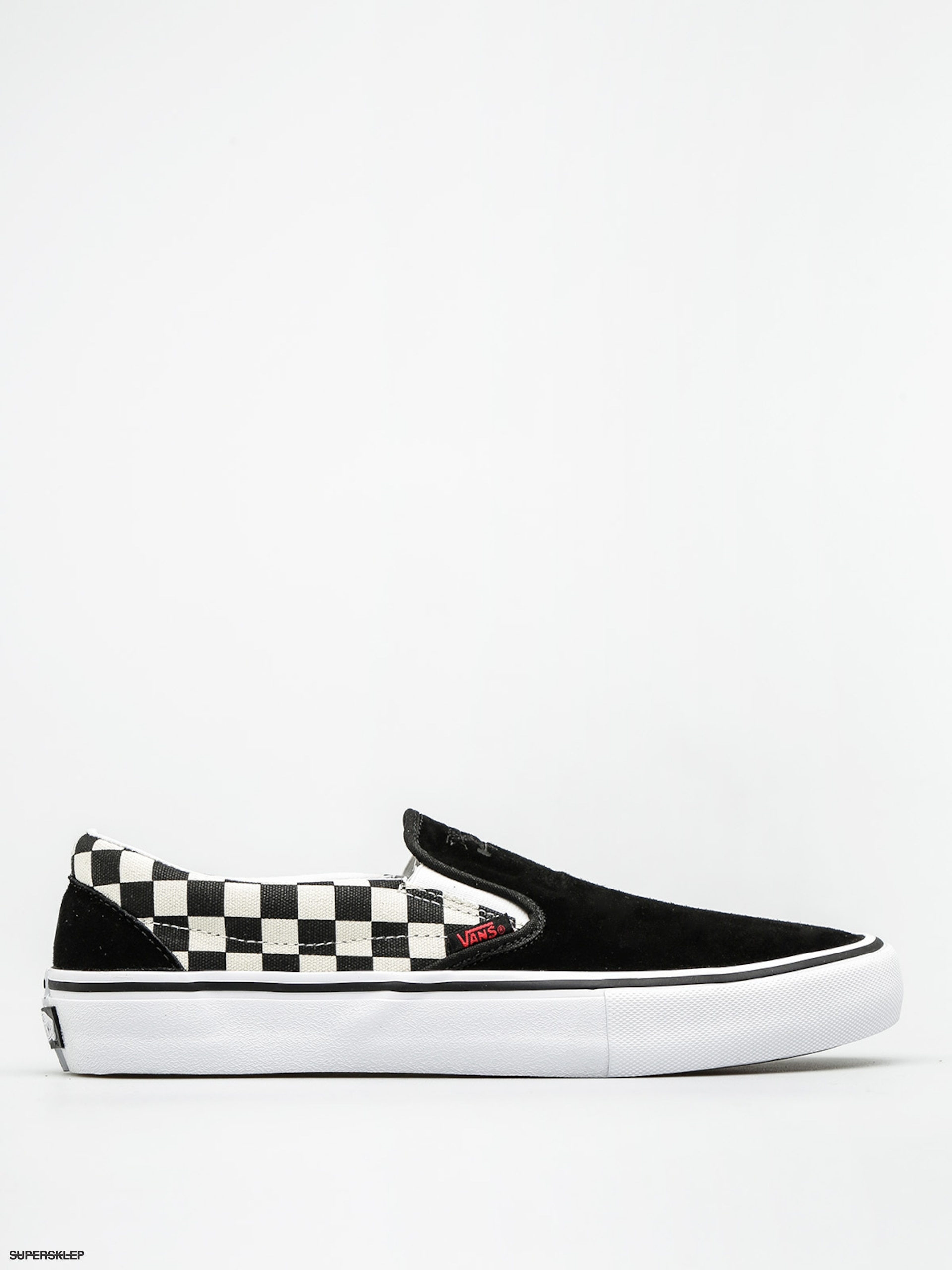 Vans Slip On Pro (Thrasher) BlackCheckerboard