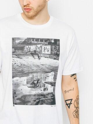 T-shirt DC Tiago Switch Ollie (white)