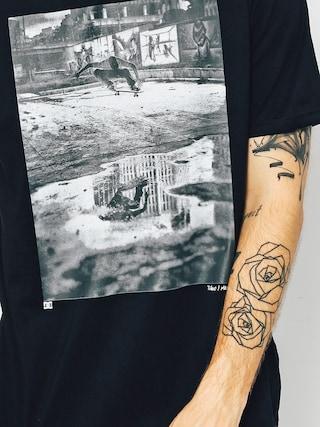 T-shirt DC Tiago Switch Ollie (black)