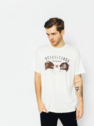 T-shirt DC Surrender Never (antique white)