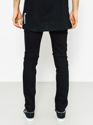 Spodnie DC Worker Slim Jea (black rinse)