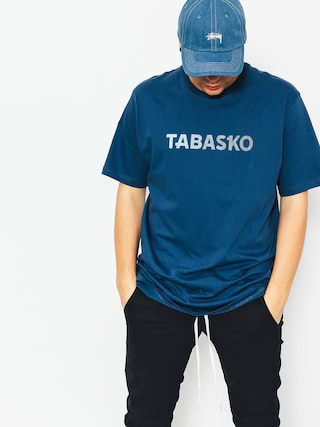 T-shirt Tabasko Stripes (navy)