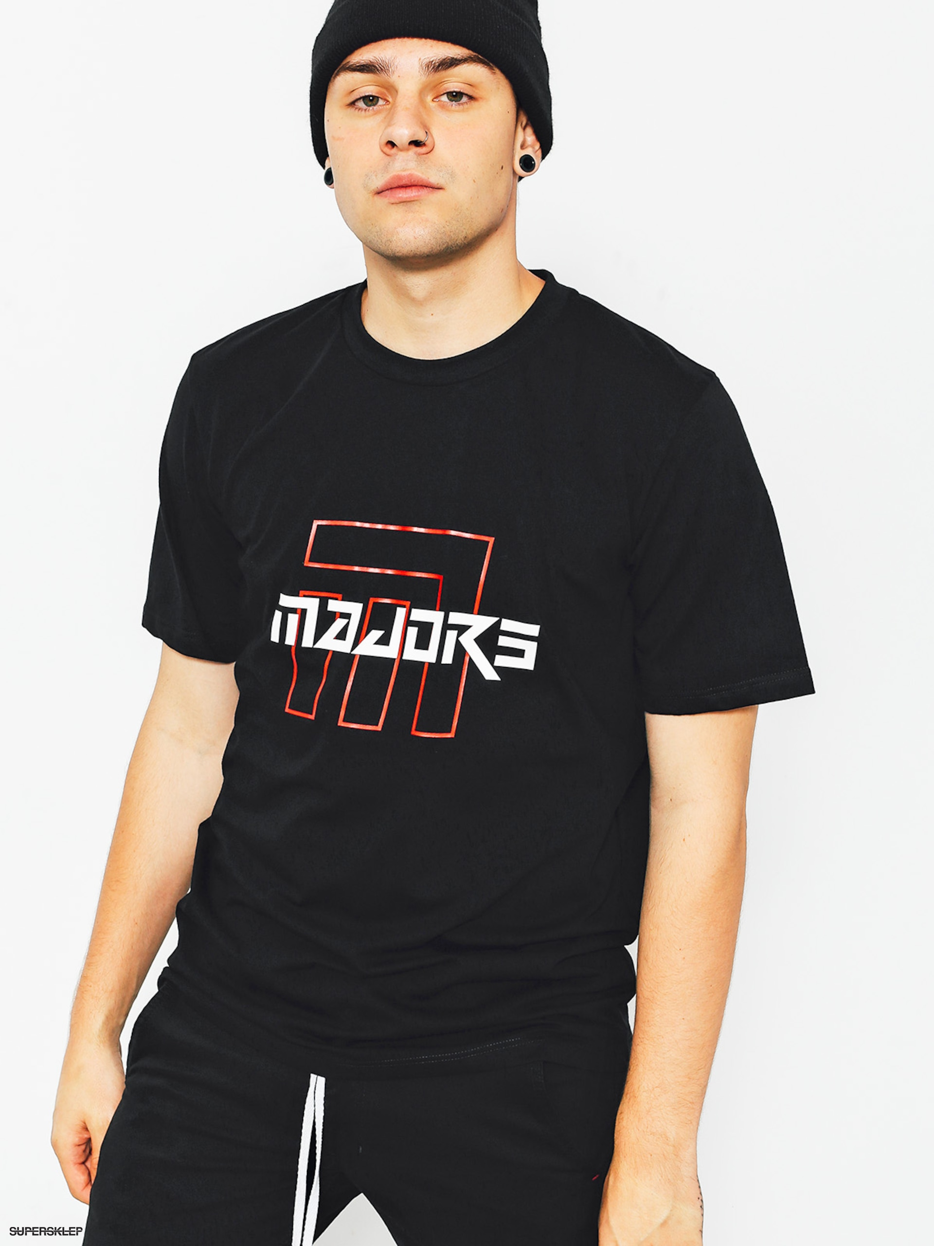 T-shirt Majors Ultra Red