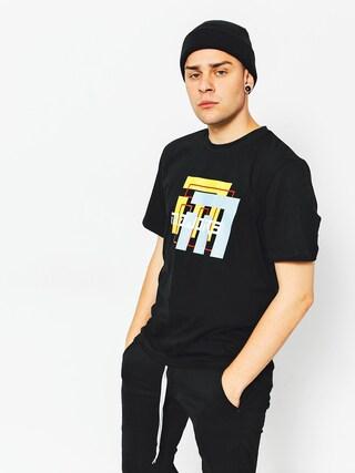 T-shirt Majors 3D (black)