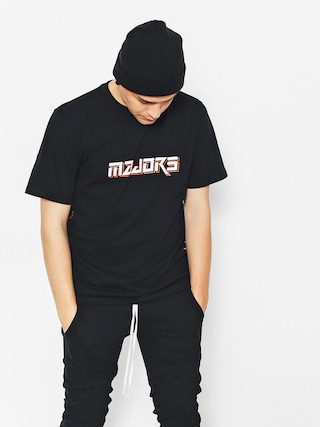 T-shirt Majors Tape (black)