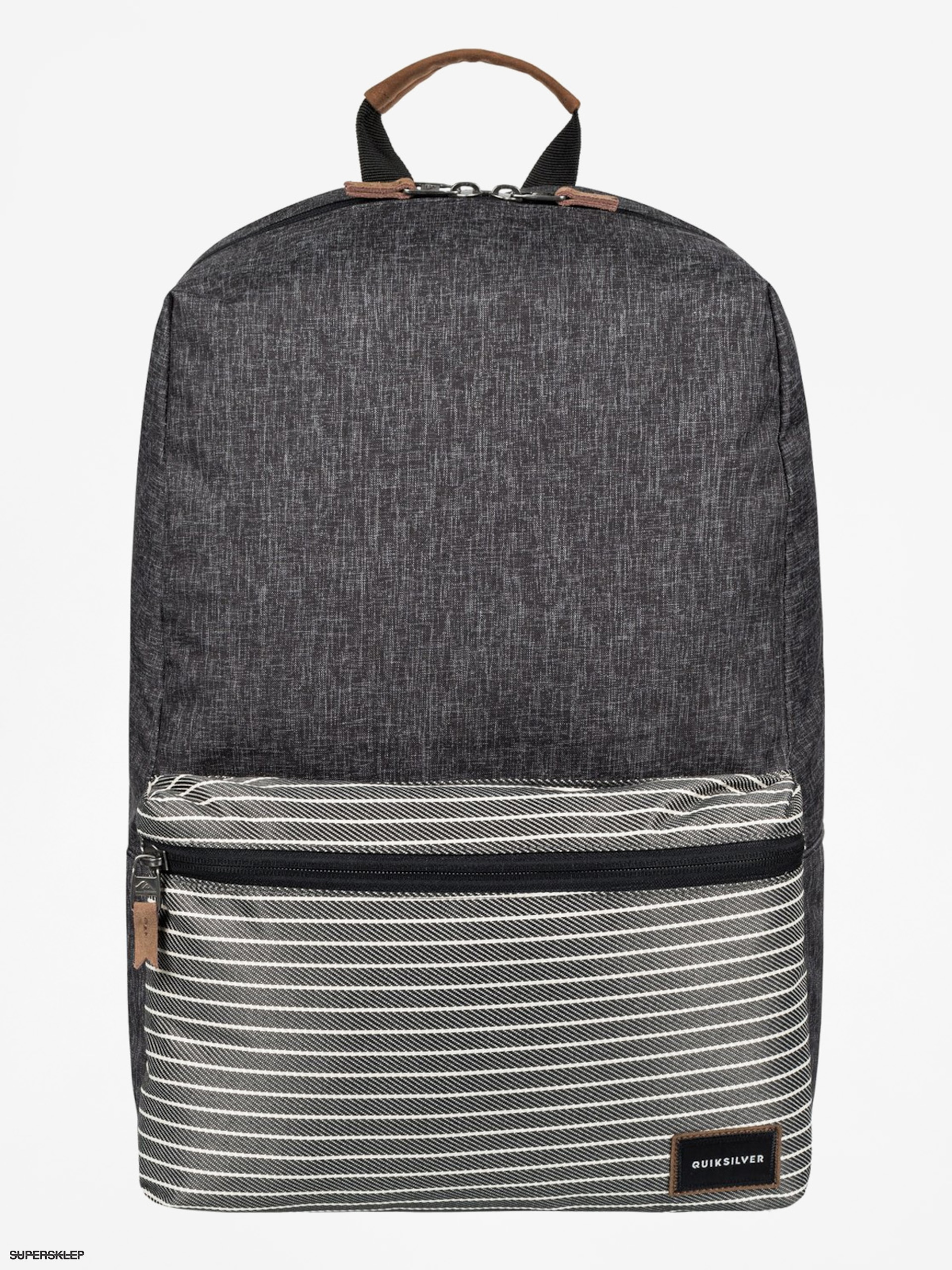 Plecak Quiksilver Night Track Plus (dark grey heather)