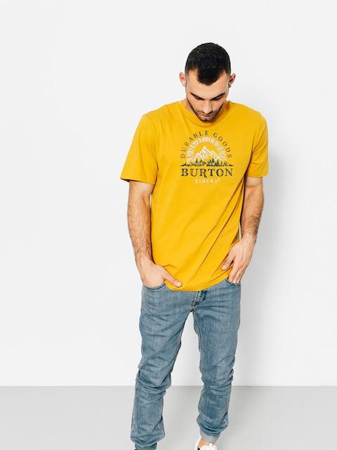 T-shirt Burton Yukon (harvest gold)
