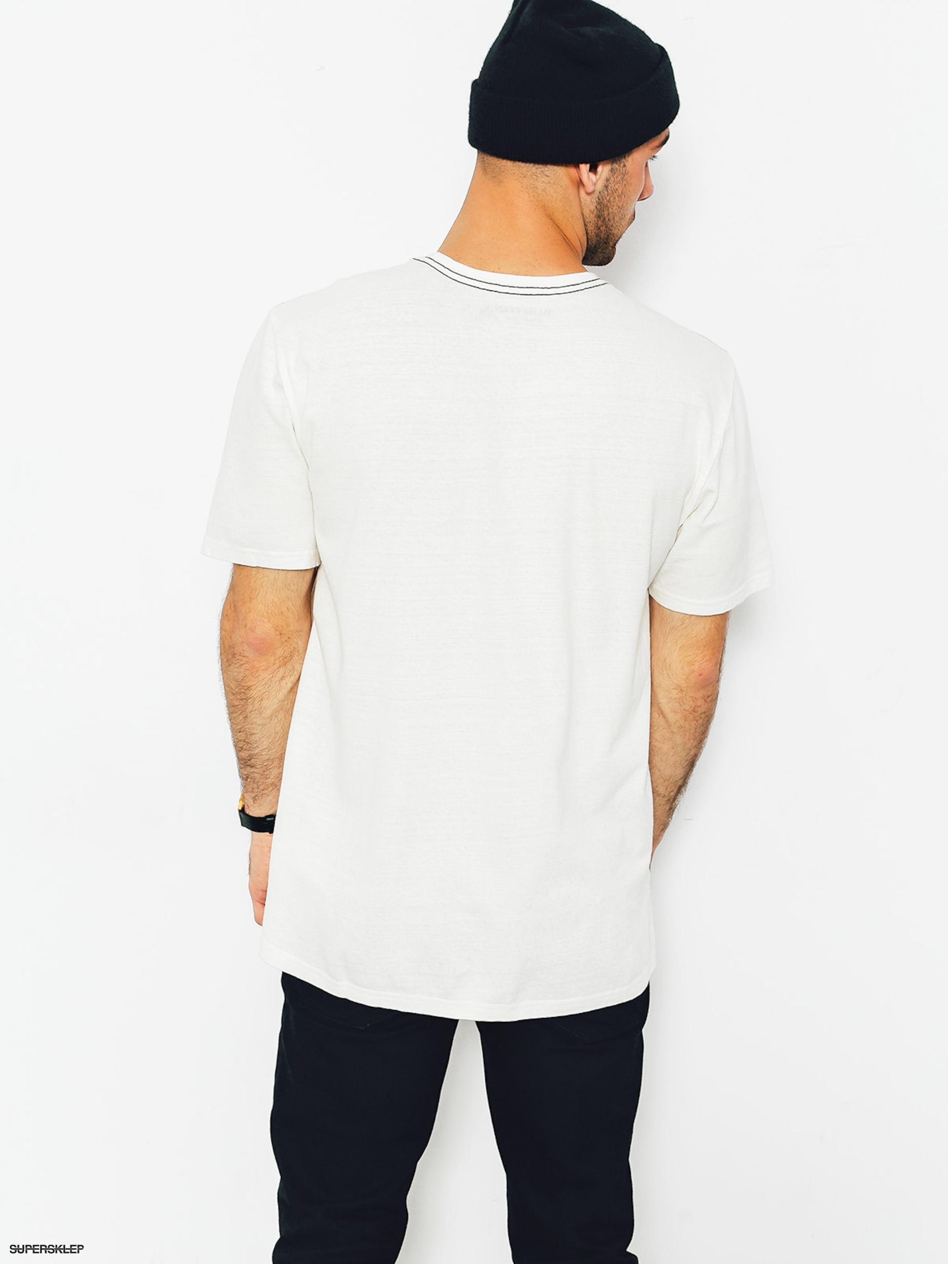 T-shirt Burton Ripton (stout white)