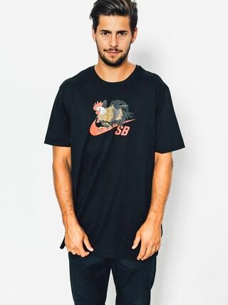 T-shirt Nike SB Nk Sb Dry Rooster (black)
