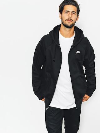 Bluza z kapturem Nike SB Sb Icon ZHD (black/white)