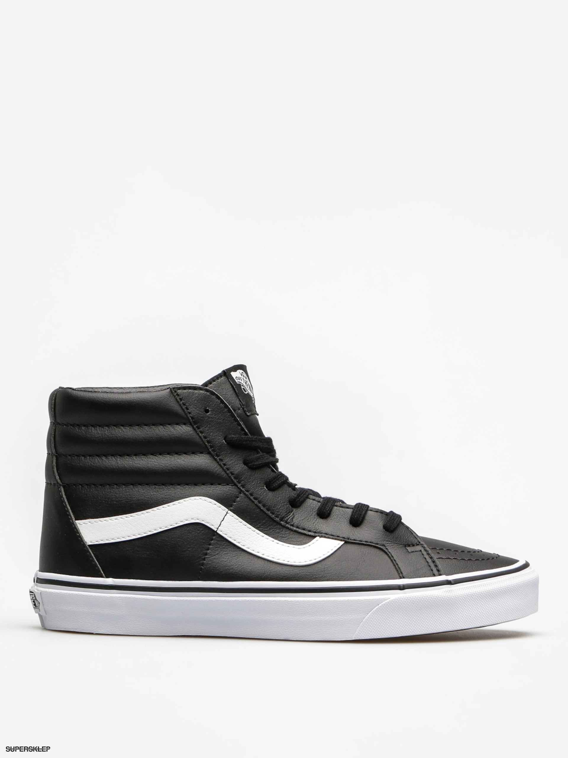 Buty Vans Sk8 Hi Reissue (black/true white)
