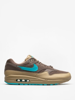 Buty Nike Air Max 1 (Premium ridgerock/turbo green khaki)