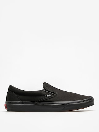 Buty Vans Classic Slip On (black/black)