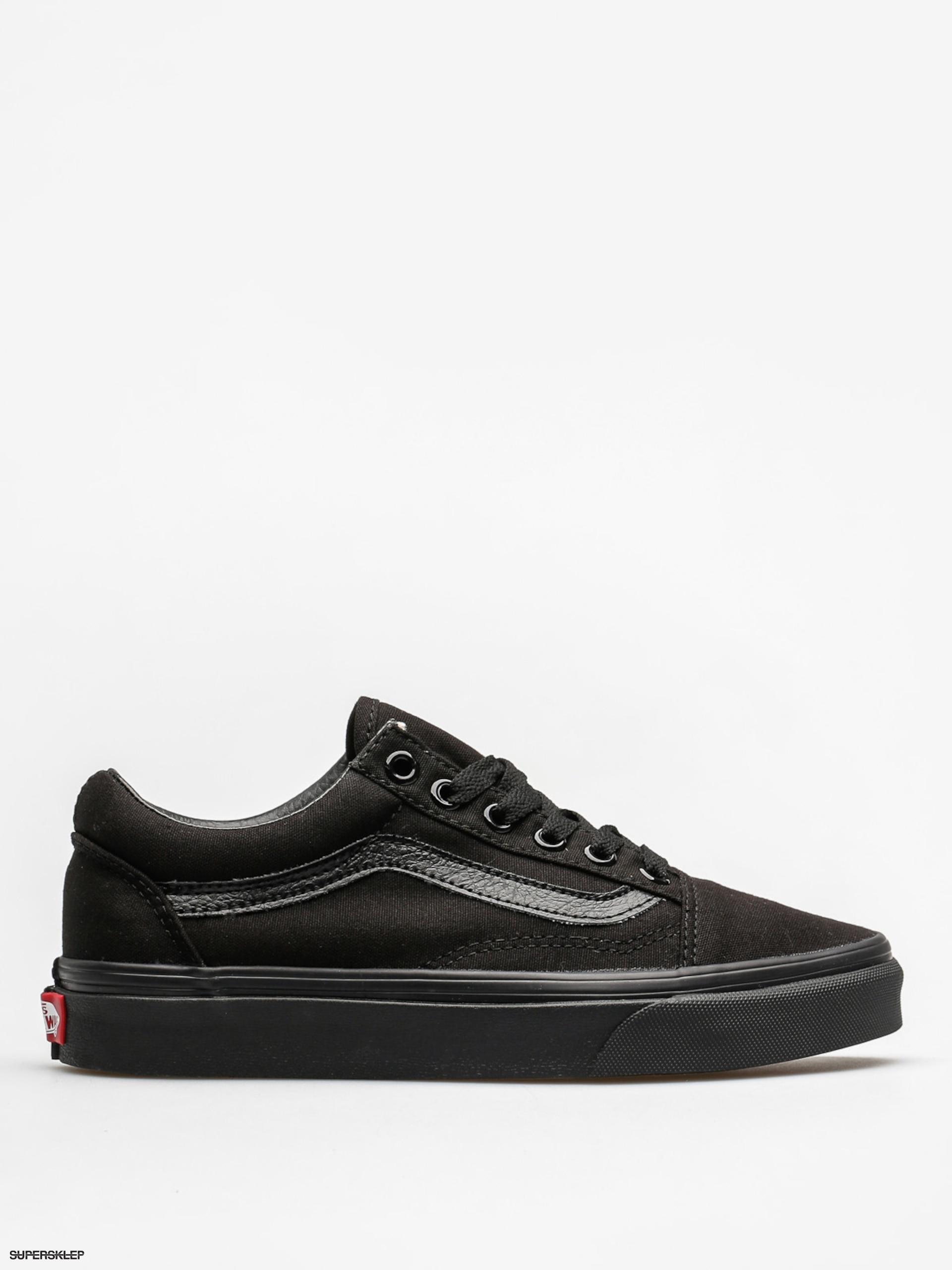 af08e9808ab7a Buty Vans Old Skool (black/black)