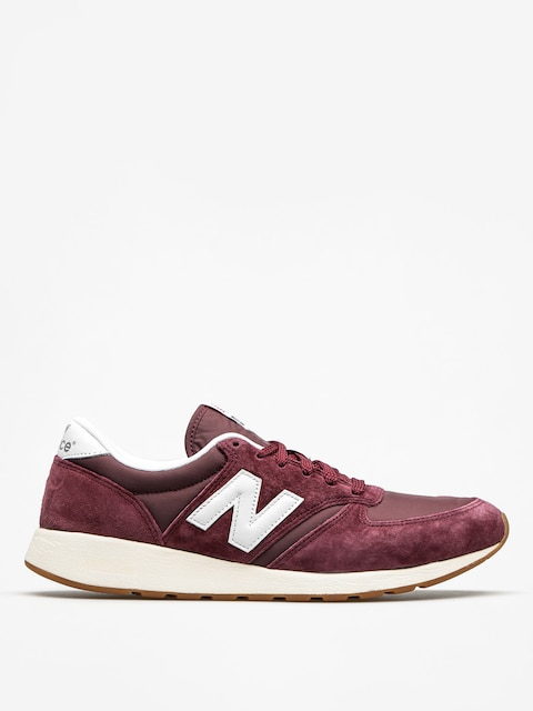 Buty New Balance 420 (burgundy)