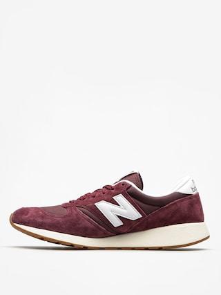 Buty New Balance 420 (burgundy)