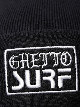 Czapka zimowa Quiksilver Ghetto Surf Beanie (black)