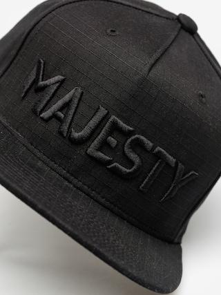 Czapka z daszkiem Majesty Tactic X Starter ZD (black/black)