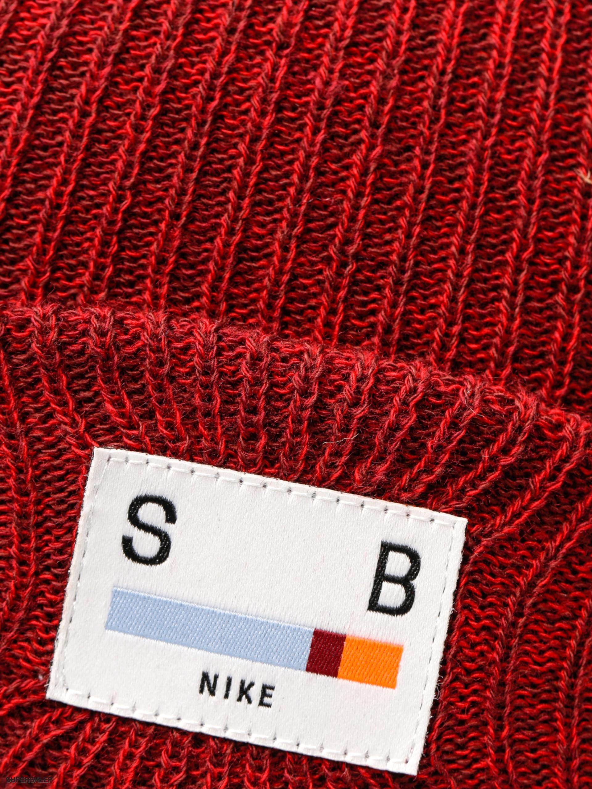 3dc67ab5 Czapka Nike SB Nk Cap Sb Surplus ZD (dark team red/team red/gym red)
