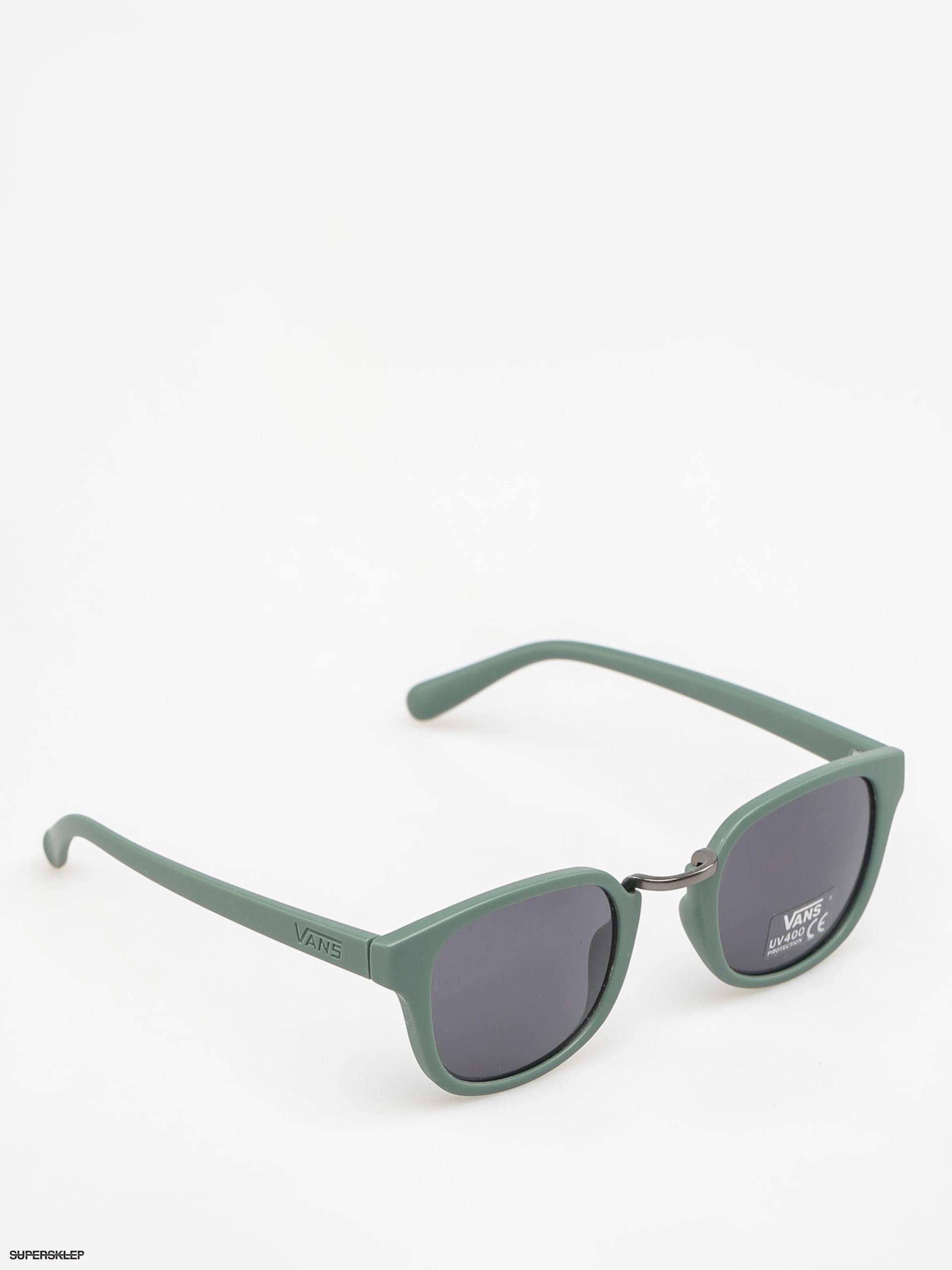 Okulary przeciwsłoneczne Vans Carvey Shades (dark/forest)