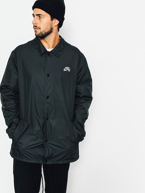 Kurtka Nike SB Shield Jkt Coaches (black/cool grey)