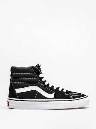Buty Vans Sk8 Hi (black/black/white)