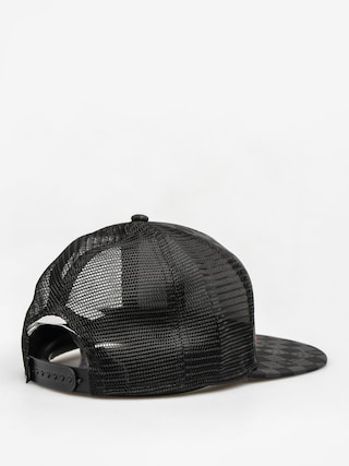 Czapka z daszkiem Vans Thrasher ZD (black)