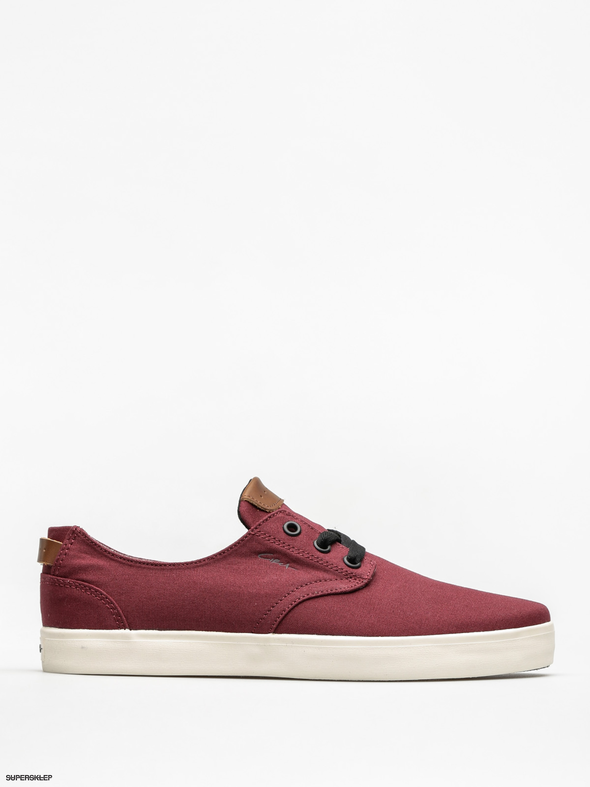 Buty Circa Harvey (maroon/gray)
