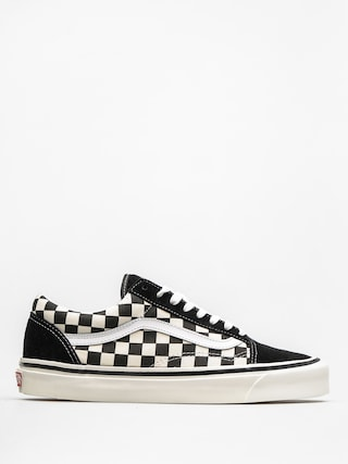 Buty Vans Old Skool 36 Dx (anaheim factory black/check)